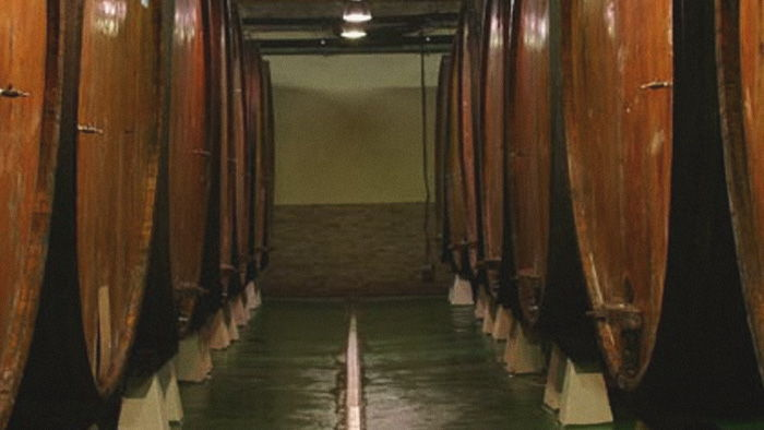 Fermentation: transforms apple must into alcohol