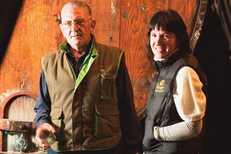 Five generations at the forefront of cider making