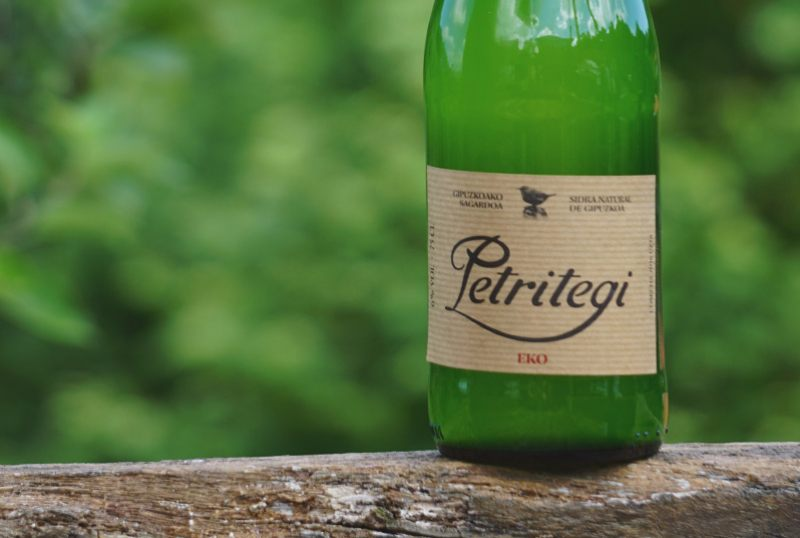 Online sale of Petritegi cider house products