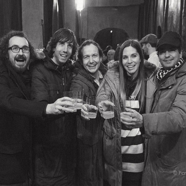 The 2013 cider season was opened by La Oreja de Van Gogh